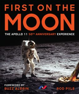 first man on the moon by rod pyle